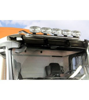 MB ANTOS 14+ LAMP HOLDER ROOFFLEX CLASSIC 5x lamp fixings cable pcs - 856620 - Roofbar / Roofrails - Metec Truck