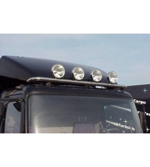 MB ATEGO 99 to 13 LAMP HOLDER ROOF 4x lamp fixings pcs - 856170 - Roofbar / Roofrails - Metec Truck
