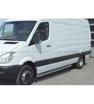 MB SPRINTER 07+ RUNNING BOARDS 3665 pair