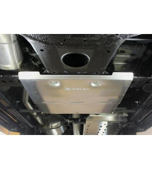 NISSAN NAVARA 16+ SKID PLATES rear transfer case - 823522 - Other accessories - Verstralershop