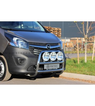 OPEL VIVARO 14+ FRONTBAR A-BAR pcs