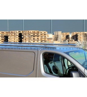 OPEL VIVARO 14+ L1 RAILINGS pair - 828470 - Roofbar / Roofrails - Verstralershop