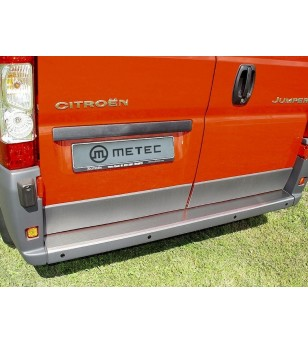 PEUGEOT BOXER 07+ BUMPER PLATE pcs - 826300 - Other accessories - Metec Van