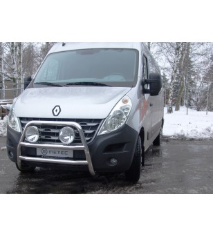 RENAULT MASTER 10+ FRONTBAR A-BAR pcs