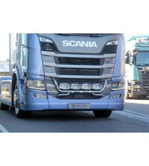 SCANIA R/S/G/P Serie 16+ FRONT LAMP HOLDER LED SPIDER