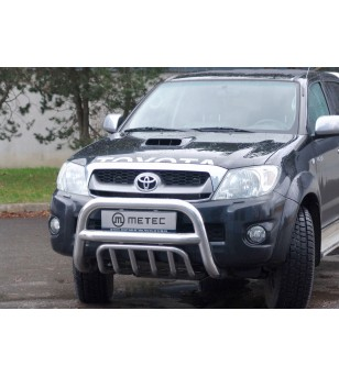 TOYOTA HILUX 06 to 16 FRONTBAR L-BAR