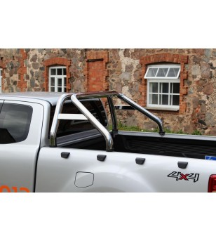 TOYOTA HILUX 06 to 16 OVERROLLS set