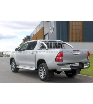 TOYOTA HILUX 16+ RUNNING BOARDS TOUR pair
