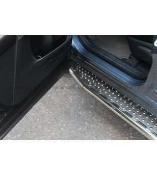 TOYOTA RAV 4 13 to 15 RUNNING BOARDS TOUR pair - 835610 - Sidebar / Sidestep - Metec Car/SUV