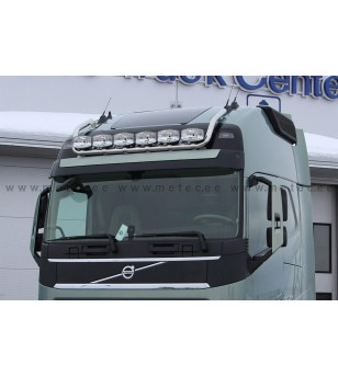 VOLVO FH 13+ LAMP HOLDER ROOFMAX with clamps GLOBE + GLOBE XL 6x lamp fixings cable pcs - 868600 - Roofbar / Roofrails - Metec T