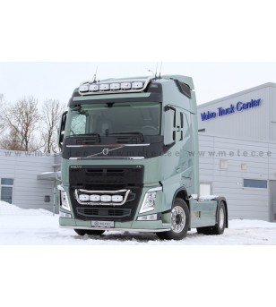 VOLVO FH 13+ LAMP HOLDER FRONT TAILOR 4x lamp fixings cable LED pcs