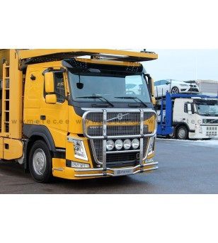 VOLVO FM 14+ TRUCK CATTLEGUARD NORDIC with net pcs