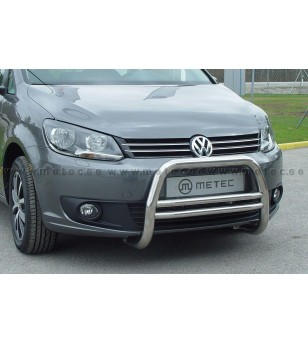 VW CADDY 15+ EU EUROBAR pcs - 840625 - Bullbar / Lightbar / Bumperbar - Metec Van