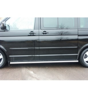 VW T5 03 to 15 SIDEBARS - WB 3000mm