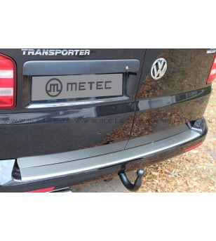 VW T6 15+ BUMPER PLATE pcs - 840580 - Other accessories - Metec Van