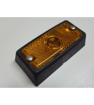 3129 SIM Markerlight Amber Rubber boot - 3129.5001000 - Lighting - SIM Lights
