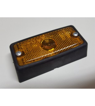 SIM 3129 SIM Markerlight Amber Rubber boot