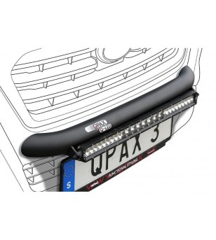 Q-LED Dacia Duster 14- - QL90034 - Bullbar / Lightbar / Bumperbar - QPAX Q-Led