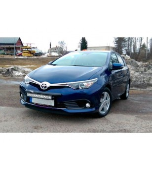 Q-LED Toyota Auris 16- - QL90039 - Bullbar / Lightbar / Bumperbar - QPAX Q-Led - Verstralershop