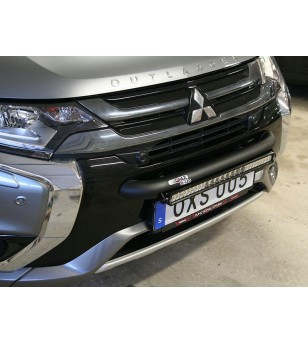 Q-LED Mitsubishi Outlander 16- - QL90026 - Bullbar / Lightbar / Bumperbar - QPAX Q-Led