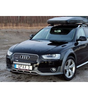 Q-LED Audi A4 Allroad 09- - QL90016 - Bullbar / Lightbar / Bumperbar - QPAX Q-Led