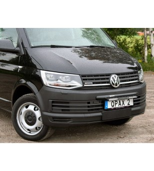 Q-LED VW Transporter T6 16-  - QL90013 - Bullbar / Lightbar / Bumperbar - QPAX Q-Led