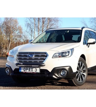 Q-LED Subaru Outback 15- - QL90004 - Bullbar / Lightbar / Bumperbar - QPAX Q-Led
