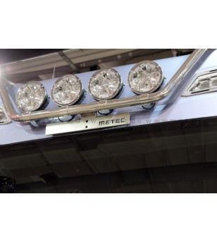 SCANIA R Serie 16+ LAMP HOLDER ROOF Trader plate for MAX