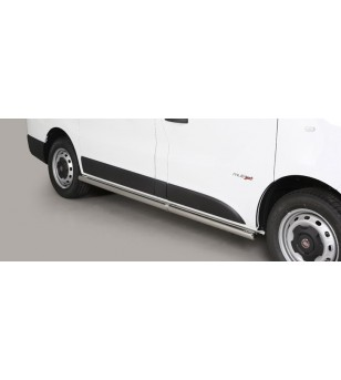 Talento 16- Side Protections Inox