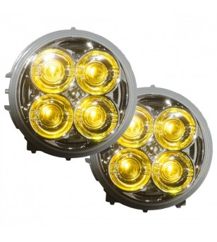 Day Time Running Light Yellow Scania 4 & R series - 540143 - Verlichting - Unspecified