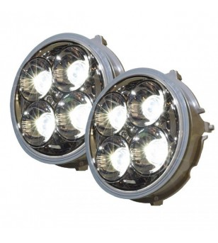 Day Time Running Light White Scania 4 & R series - 540143 - Lighting - Unspecified