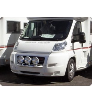 Ducato 07-14 Q-Light - Q900202 - Bullbar / Lightbar / Bumperbar - QPAX Q-Light