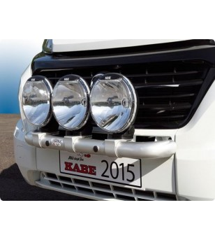 Ducato 07-14 Q-Light - Q900289 - Bullbar / Lightbar / Bumperbar - QPAX Q-Light