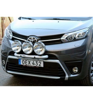 Jumpy 07- Q-Light/3 - Q900339 - Bullbar / Lightbar / Bumperbar - Verstralershop