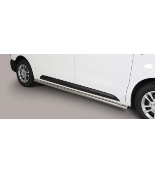 Expert MWB 16- Side Protections Inox