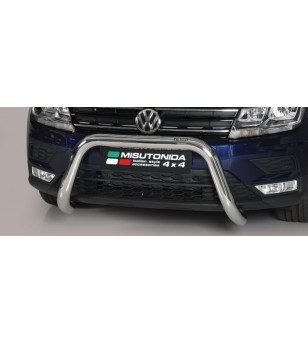 Tiguan 16- EC Approved Super Bar Inox - EC/SB/409/IX - Bullbar / Lightbar / Bumperbar - Unspecified