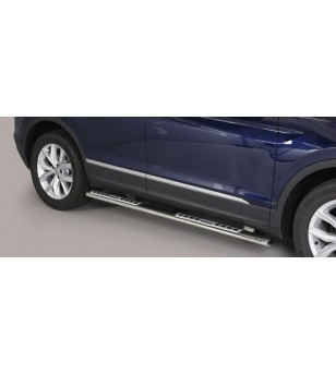 Tiguan 16- Design Side Protection Oval - DSP/409/IX - Sidebar / Sidestep - Unspecified