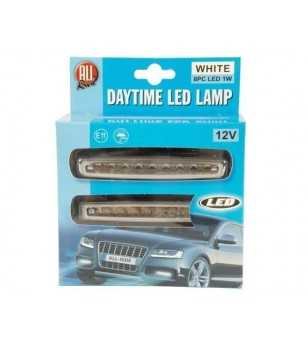 All Ride Daytime LED set - 8 LED