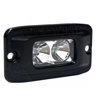 "Rigid SRM-Series flushmount 3"" LED Hybrid flood clear - 92211 - Lighting - Rigid SR-M series - Verstralershop"