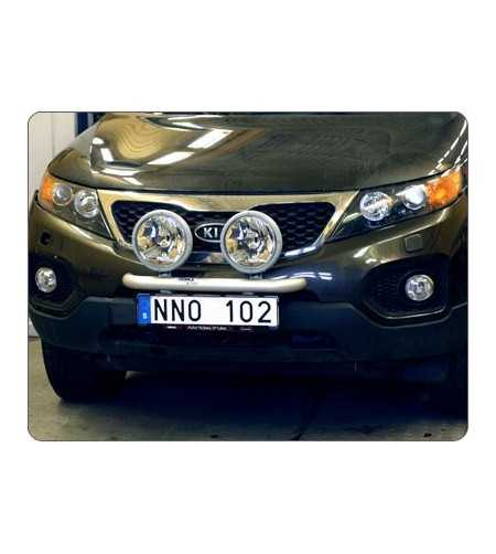 Sorento 09- Q-Light/2 - Q900178 - Bullbar / Lightbar / Bumperbar - QPAX Q-Light