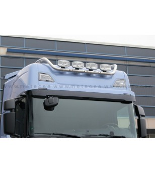SCANIA R/S/G/P Serie 16+ ROOF LAMP HOLDER LED TOP - Normal & High roof