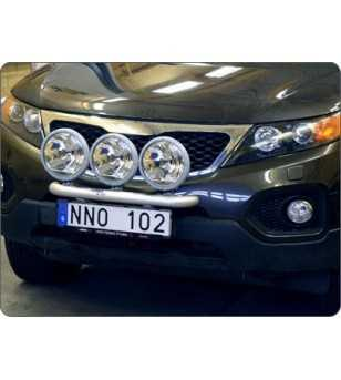 Sorento 09- Q-Light/3 - Q900177 - Bullbar / Lightbar / Bumperbar - QPAX Q-Light