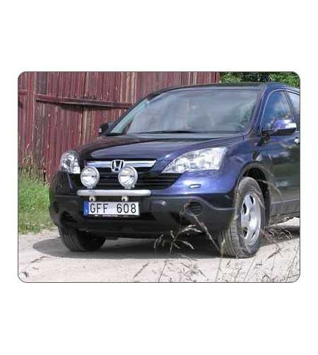 CR-V 07- Q-Light/2 - Q900069 - Bullbar / Lightbar / Bumperbar - QPAX Q-Light