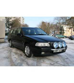 V70 -00 Q-Light/3 - Q900200 - Bullbar / Lightbar / Bumperbar - QPAX Q-Light