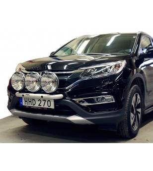 CR-V 15- Q-light/3 - Q900343 - Bullbar / Lightbar / Bumperbar - QPAX Q-Light