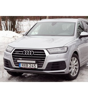 Q-LED Audi Q7 15- - QL90073 - Bullbar / Lightbar / Bumperbar - QPAX Q-Led