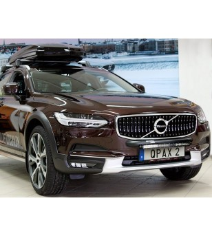 Q-LED Volvo V90 Cross Country 17- - QL90085 - Bullbar / Lightbar / Bumperbar - QPAX Q-Led