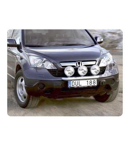 CR-V 07- Q-Light/3 - Q900068 - Bullbar / Lightbar / Bumperbar - QPAX Q-Light