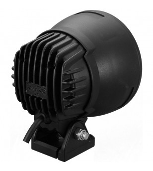 Vision-X 4.5 inch CANNON BLACK 1 25W LED 10degr NARROW 9-32V DC EA