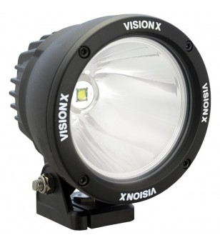 Vision-X 4.5 inch CANNON BLACK 1 25W LED 10degr NARROW LIGHT KIT9-32V DC KIT